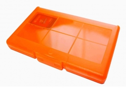 Nintendo Switch Game Card Case 12 + 2 (Orange)
