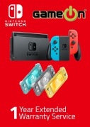 Nintendo Switch Extended Warranty