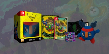 [Pre-order] Nightmare Boy - Mongano's Edition (Switch)