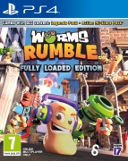 [Pre-order] Worms Rumble (PS4)