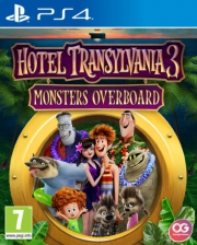 [Pre-order] Hotel Transylvania 3 Monsters Overboard (PS4)
