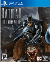 Batman The Telltale Series : The Evil Within (PS4)