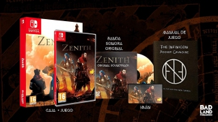 [Pre-order] Zenith Collector Edition (Switch)