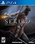 Sekiro: Shadow Die Twice (PS4)