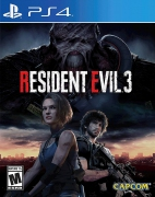 Resident Evil 3 Remake (PS4)