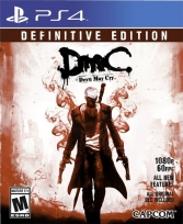DmC Definitive Edition (PS4)