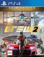 [Pre-order] The Crew 2 Gold Edition (PS4)