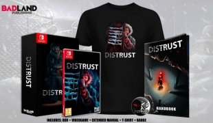 [Pre-order] Distrust Collector Edition (Switch)