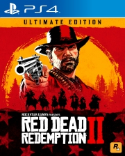 [Pre-order] Red Dead Redemption 2 Ultimate Edition (PS4)