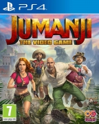 [Pre-order] Jumanji : The Video Game (PS4)