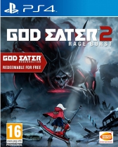 God Eater 2: Rage Burst (PS4) (English)