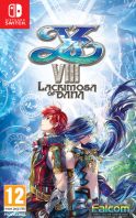 [Pre-order] YS VIII Lacrimosa of Dana Adventurer's Edition (Switch)
