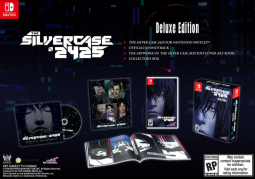[Pre-order] The Silver Case 2425 Deluxe Edition (Switch)