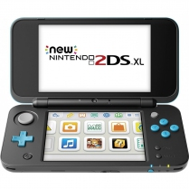 Nintendo New 2DS XL (Black x Turquoise)