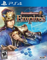 Dynasty Warriors 8 Empires (PS4)