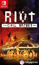 [Pre-order] Riot Civil Unrest (Switch)
