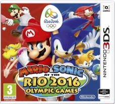 Mario and Sonic at Rio 2016 Olympic Games (3DS)