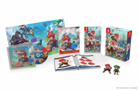 [Pre-order] Little Town Hero - Big Idea Edition (Switch)