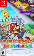 [Pre-order] Paper Mario: The Origami King (Switch)