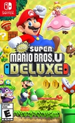 [Pre-order] New Super Mario Bros. U Deluxe (Switch)