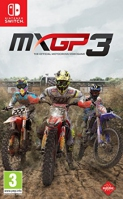 MXGP 3: The Official Motocross Videogame (Switch)