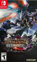 [Pre-order] Monster Hunter Generations Ultimate (Switch)