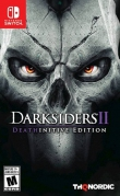 Darksiders II Deathinitive Edition (Switch)