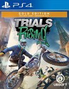 [Pre-order] Trials Rising: Gold Edition (PS4)