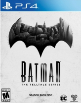 Batman: A Telltale Game Series (PS4)
