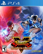 [Pre-order] Street Fighter V Champion Edition (PS4)