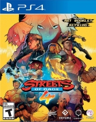 [Pre-order] Streets of Rage 4 (PS4)