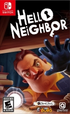 [Pre-order] Hello Neighbor (Switch)
