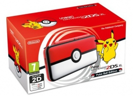 Nintendo New 2DS XL (Pokeball Edition)