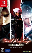 [Pre-order] Devil May Cry Triple Pack 1,2,3 Standard Edition (Switch)