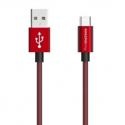 AMAZINGthing SupremeLink Charge & Sync Micro Usb Cable 1m (Red)