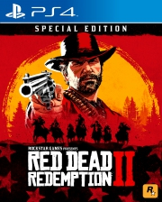 [Pre-order] Red Dead Redemption 2 Special Edition (PS4)