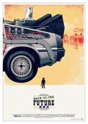 BACK TO THE FUTURE CAR, DELOREAN, BTF-3.