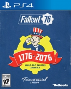 [Pre-order] Fallout 76 Tricentennial Edition (PS4)