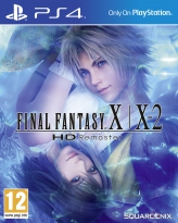 Final Fantasy X / X-2 HD Remaster (English) (PS4)
