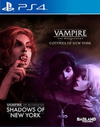 [Pre-order] Vampire The Masquerade Coteries of New York + Shadows of New York (PS4)