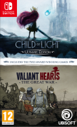 Child of Light: Ultimate Edition & Valiant Heart: The Great War 2 in 1 Bundle (Switch)