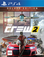 [Pre-order] The Crew 2 Deluxe Edition (PS4)