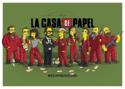 MONEY HEIST - LA CASA DE PAPEL, SRS-193