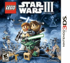 LEGO Star Wars 3: The Clone Wars (3DS)