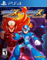 [Pre-order] Megaman X Legacy Collection 1 2 (PS4)