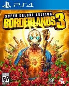 Borderlands 3 Super Deluxe Edition (PS4)