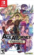 [Pre-order] The Great Ace Attorney Chronicles (Switch)