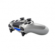New DualShock 4 Wireless Controller (Silver)
