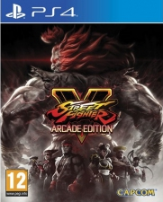Street Fighter V Arcade Edition (PS4)